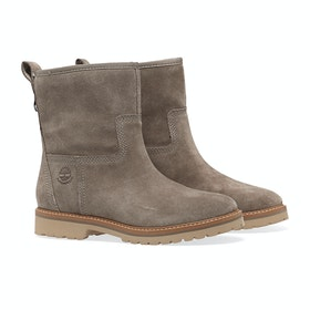Timberland Chamonix Valley Women's Boots - Taupe Grey Suede