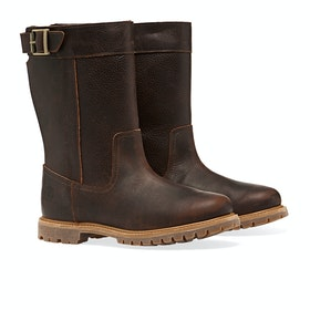 Сапоги Женщины Timberland New Nellie Pull On Light Potting S - Light Potting Soil Dusk