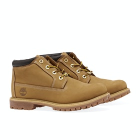 Timberland Earthkeepers Nellie Chukka Double WTPF Women's Boots - Wheat Yellow