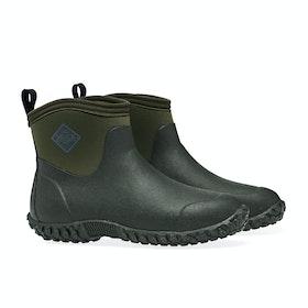 Muck Boots Muckster II Ankle Men's Wellington Boots - Moss Green