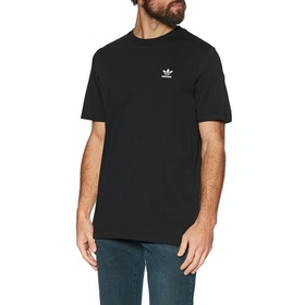 Adidas Originals Essential Short Sleeve T-Shirt - Black