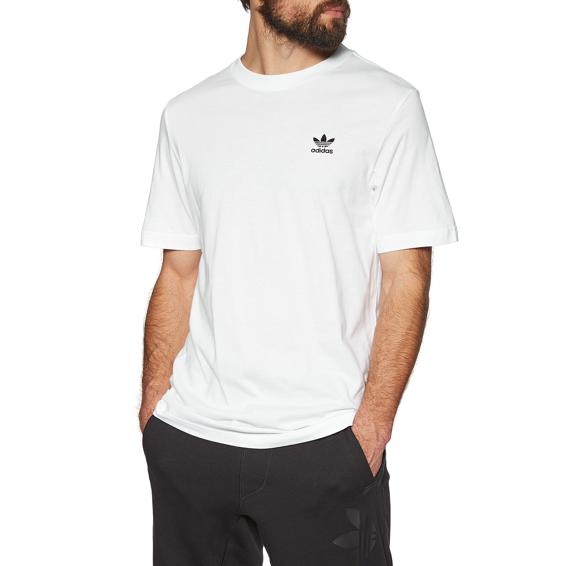 Adidas Thermal Hoodie Originals Outline Legend Marine