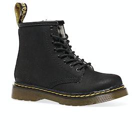 Dr Martens 1460 Serena Kids Boots - Black Mohawk