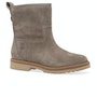 Taupe Grey Suede