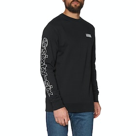 Sweat Vans OTW Framework Crew - Black
