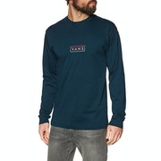 Vans Easy Box Long Sleeve T-Shirt