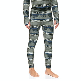 Burton Expedition Thermal Base Layer Leggings - Dress Blue Spurwink