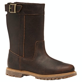 Timberland New Nellie Pull On Light Potting S Damen Stiefel - Light Potting Soil Dusk