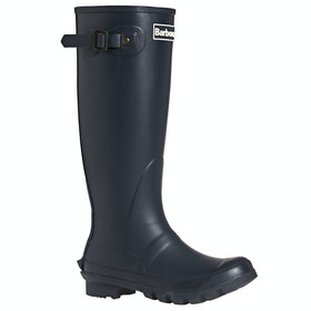 Barbour Bede Ladies Wellies - Navy