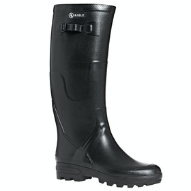 Aigle Benyl Wellies - Black