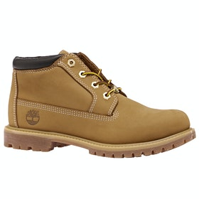 Timberland Earthkeepers Nellie Chukka Double WTPF Damen Stiefel - Wheat Yellow