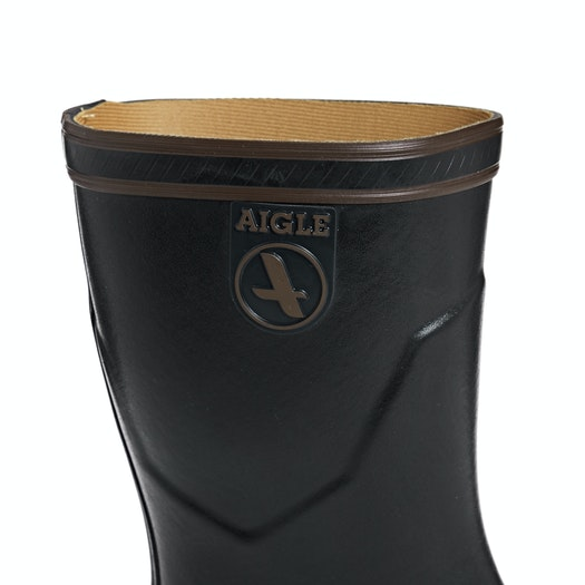 Aigle Parcours 2 Bottillon Ankle Ladies Wellies