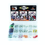 Bolt Hardware Euro Style 2T Pro Pack Fastener Kit SX EXC 200300 00 , Bike Specific Bolt Pack