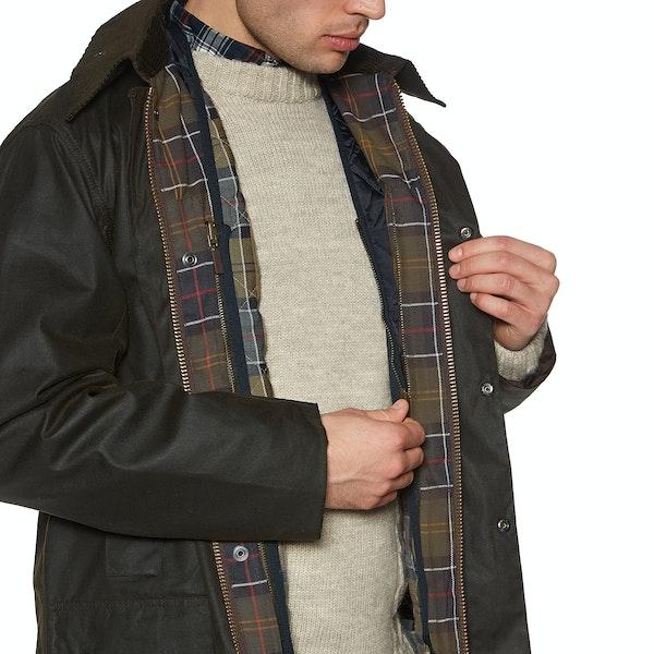 Barbour Quilted Zip In Liner Men's Gilet