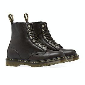 Dr Martens MIE 1460 Pascal Beva Nappalan Double Face Boots - Beva Black
