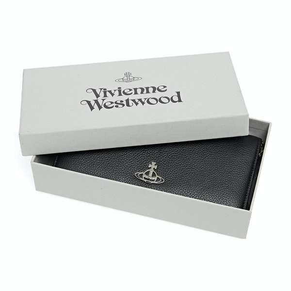 Vivienne Westwood Windsor Long With Chain Kvinner Lommebok