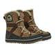 Sorel Glacy Explorer Shortie Faux Fur Womens Boots