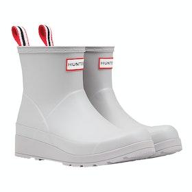 Stivali di Gomma Donna Hunter Original Play Boot Short - Zinc