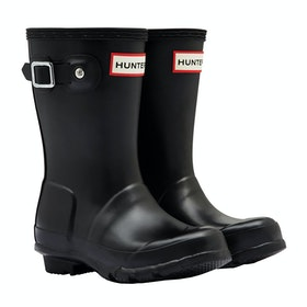 Hunter Original Kids Wellingtons - Black