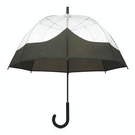 Parapluie Hunter Original Moustache Bubble - Dark Olive