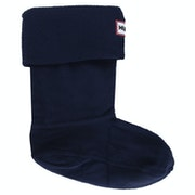 Hunter Original Fleece Childrens Wellington Socks