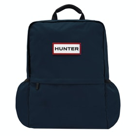 Hunter Original Nylon Damen Rucksack - Navy