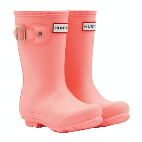 Hunter Original Childrens Wellington Boots - California Sea Shelly