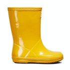 Hunter Original First Gloss Kid's Wellington Boots