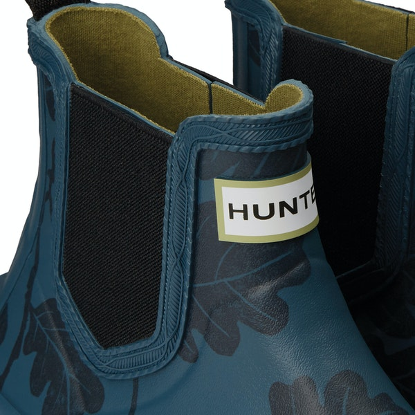 Botas de lluvia Mujer Hunter National Trust Print Norris Chelsea