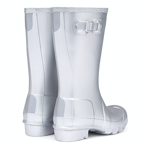 Hunter Original Metal Kid's Wellington Boots