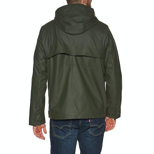 Hunter Original Rubberised Bomber Jacket