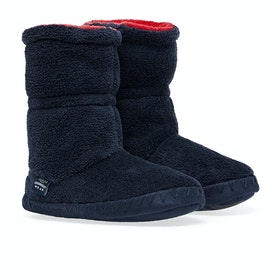 Joules Padabout Pantoffeln - Navy