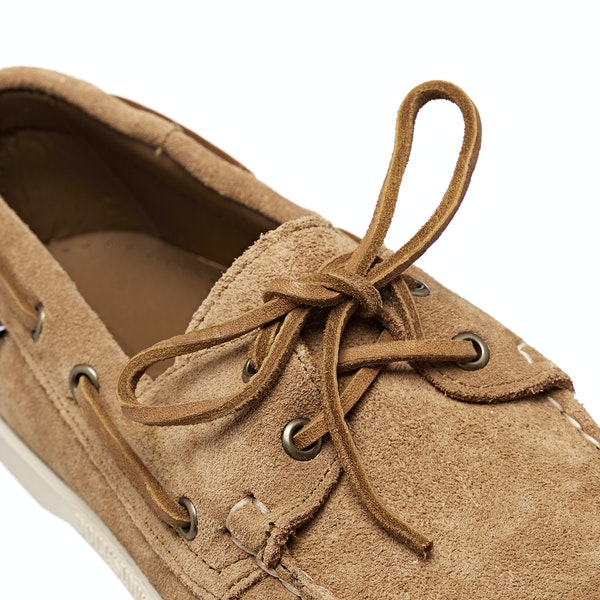 Sebago Dockside Portland Suede Dress Shoes