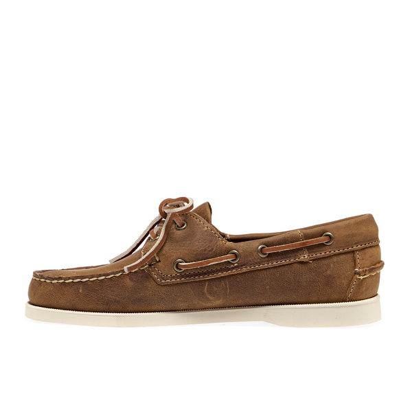 Dress Shoes Sebago Dockside Portland Leather