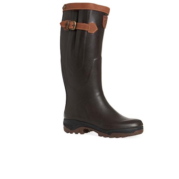 Aigle Parcours 2 Signature Wide Foot Wellington Boots