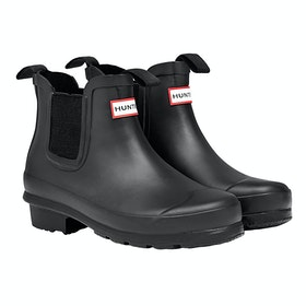 Hunter Original Chelsea Kinder Gummistiefel - Black