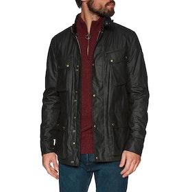 Belstaff Fieldmaster Wax Jacket - Black