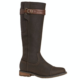 Ariat Stoneleigh H20 Ladies Country Boots - Java