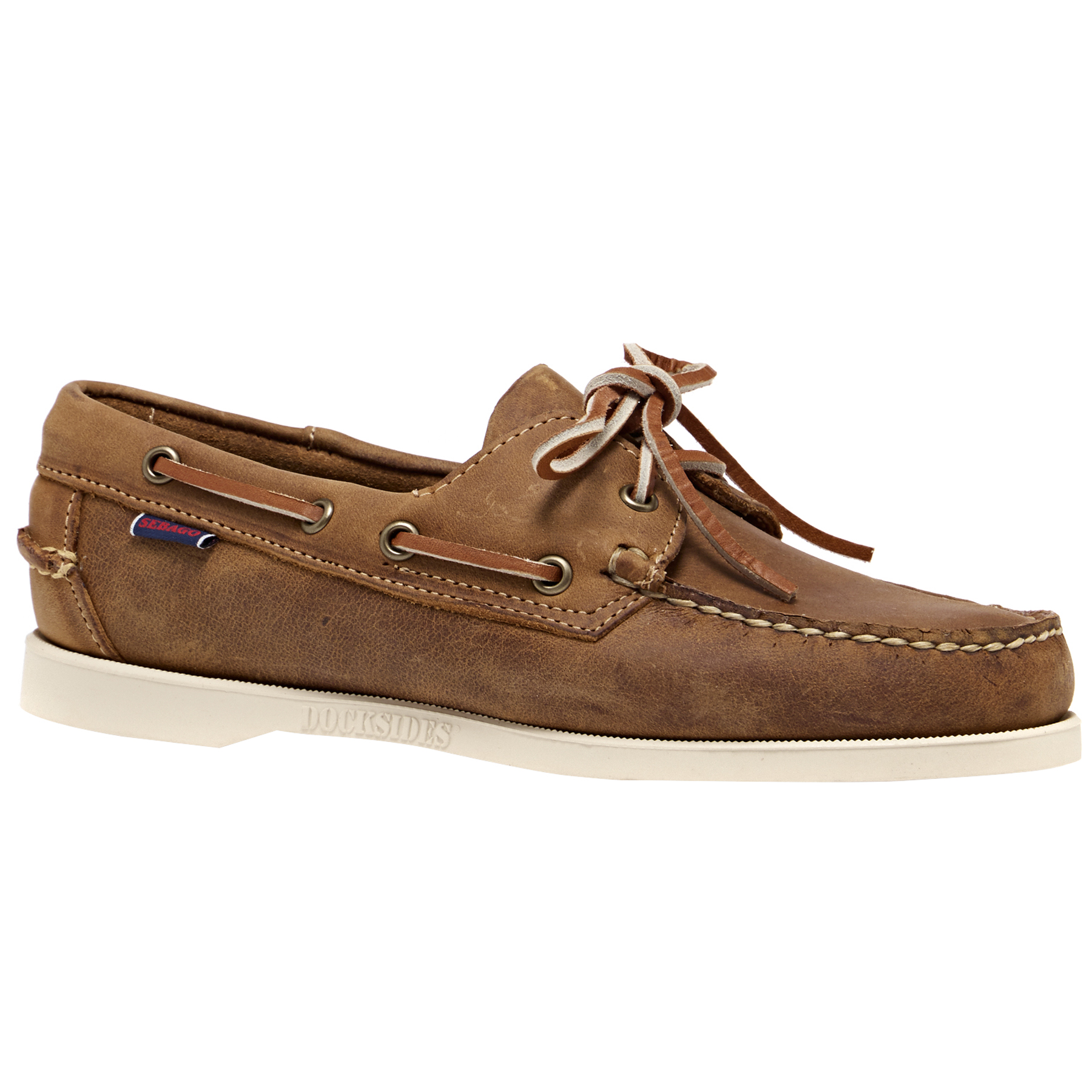 Sebago Dockside Portland Leather Dress Shoes available from Blackleaf