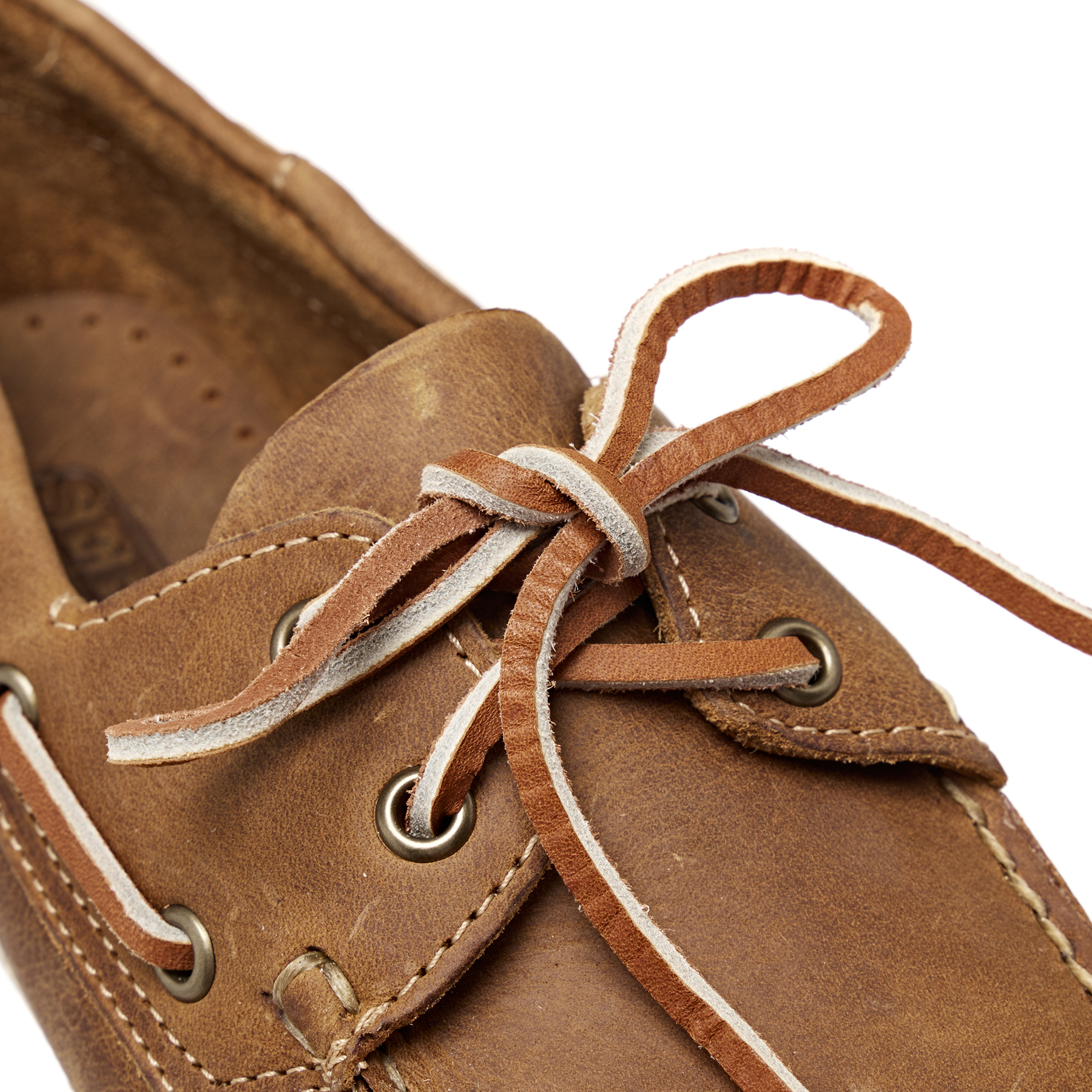 Sebago Dockside Portland Leather Dress Shoes available from