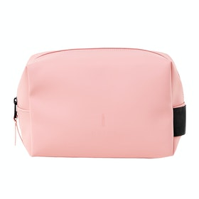 Rains Small Wash Bag - Coral