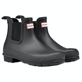 Hunter Updated Original Chelsea Ladies Wellies - Black