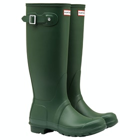 Bottes en Caoutchouc Femme Hunter Original Tall - Hunter Green