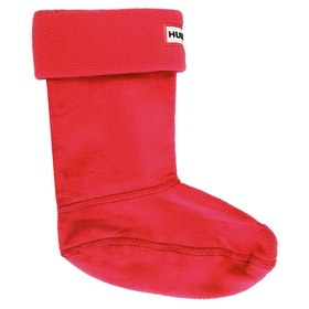 Calcetines Wellingtons Niño Hunter Original Fleece - Red