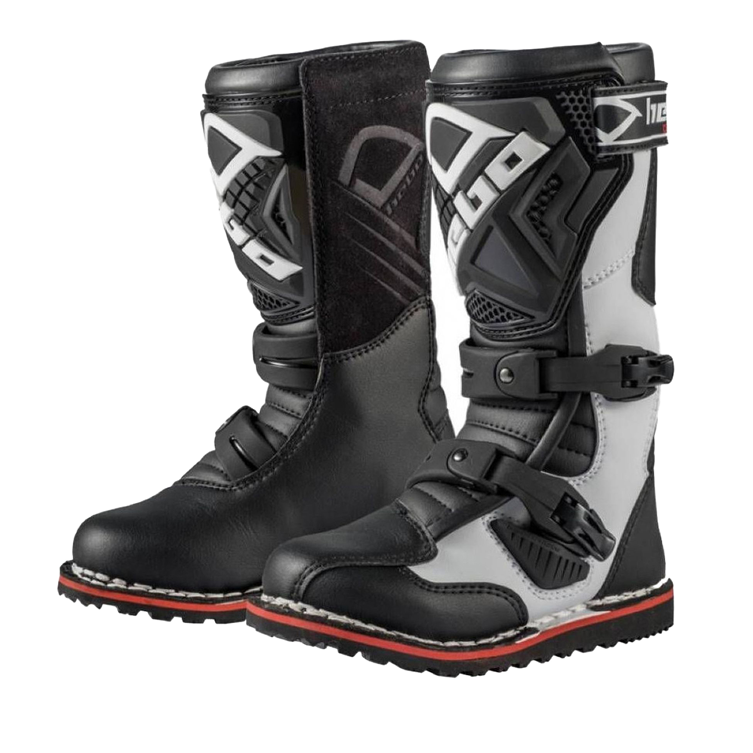 Trials Boots rea hos Dirtbikebitz