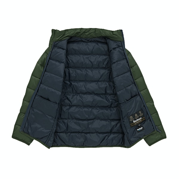 Barbour International Reed Quilted Jacket