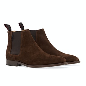 Paul Smith Gerald Boots - Chocolate Suede