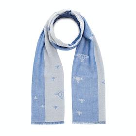 Lenço Vivienne Westwood Stole - Blue