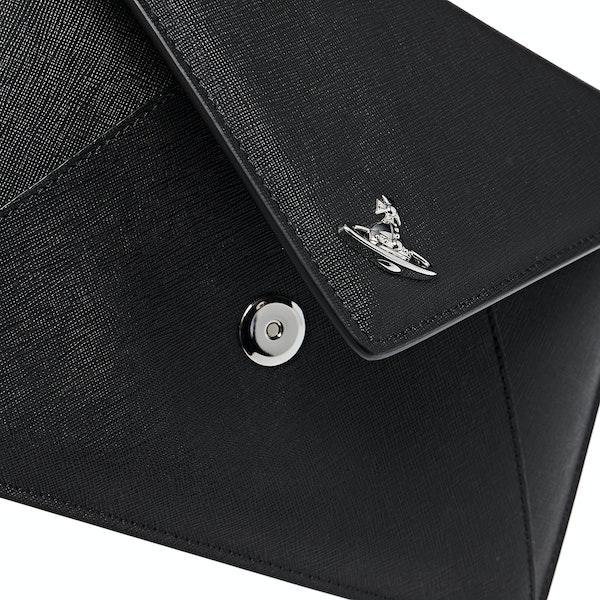 Borsa a Mano Donna Vivienne Westwood Victoria Envelope Clutch