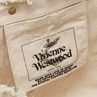 Vivienne Westwood World Map Utility Dames Shopper Tas